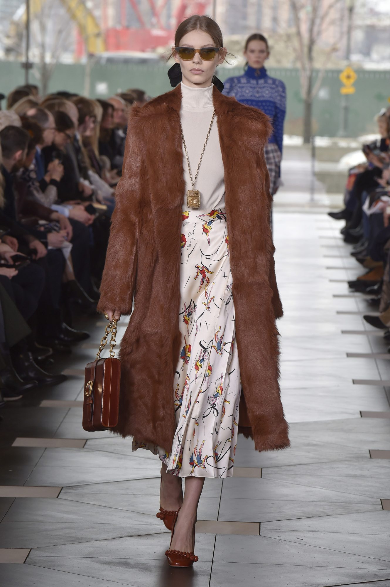 Tory Burch Fall Look 2017