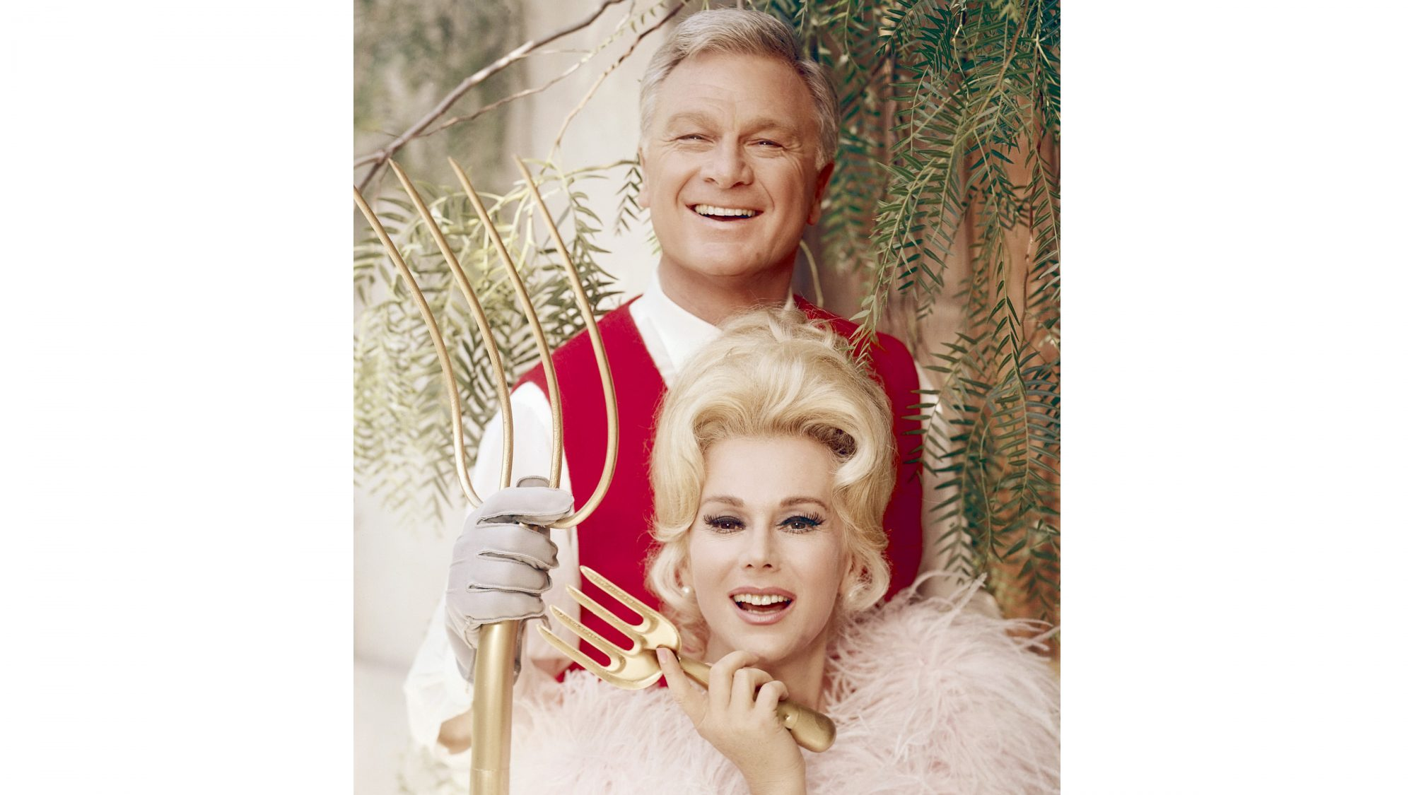 Green Acres Lisa and Oliver Douglas