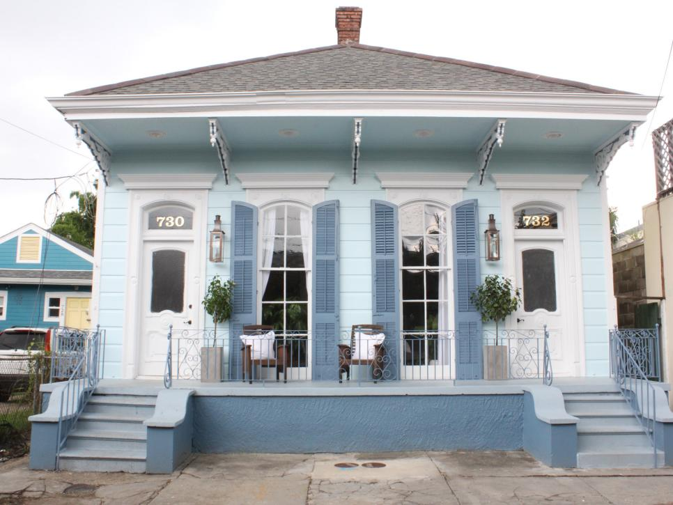 HGTV Show New Orleans Reno