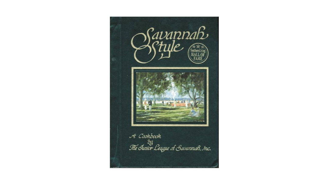 Savannah Style by the Junior League of Savannah