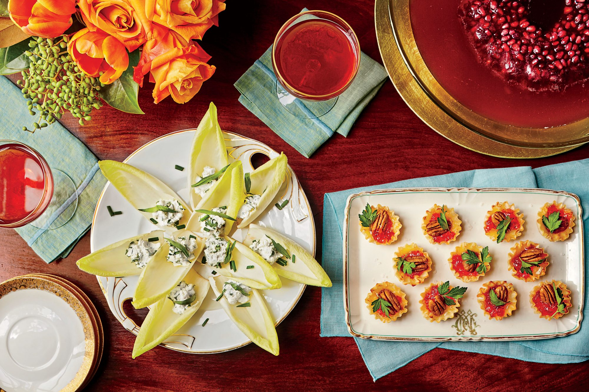 15-Minute Holiday Recipes to the Rescue