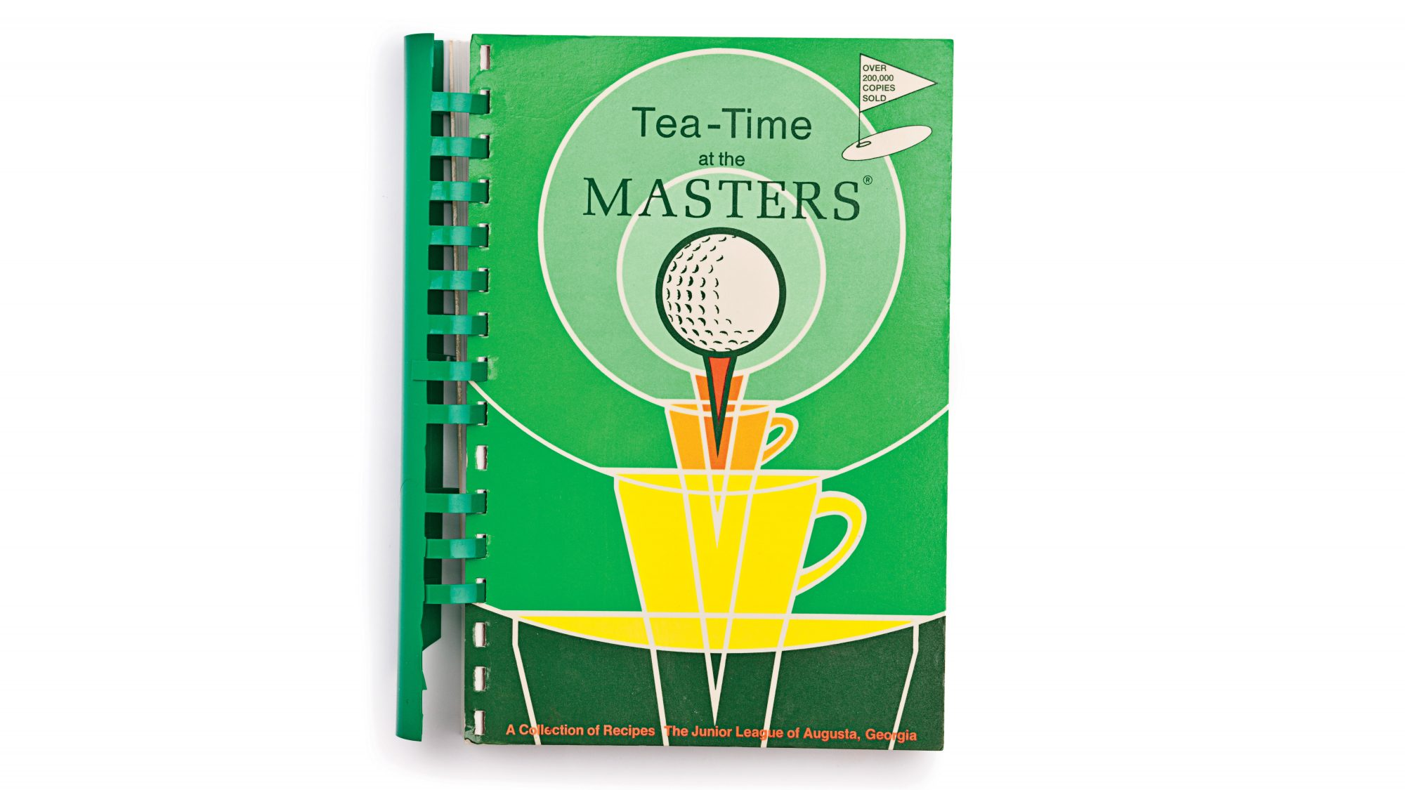 Tea-Time at the Masters by Georgia Junior League of Augusta