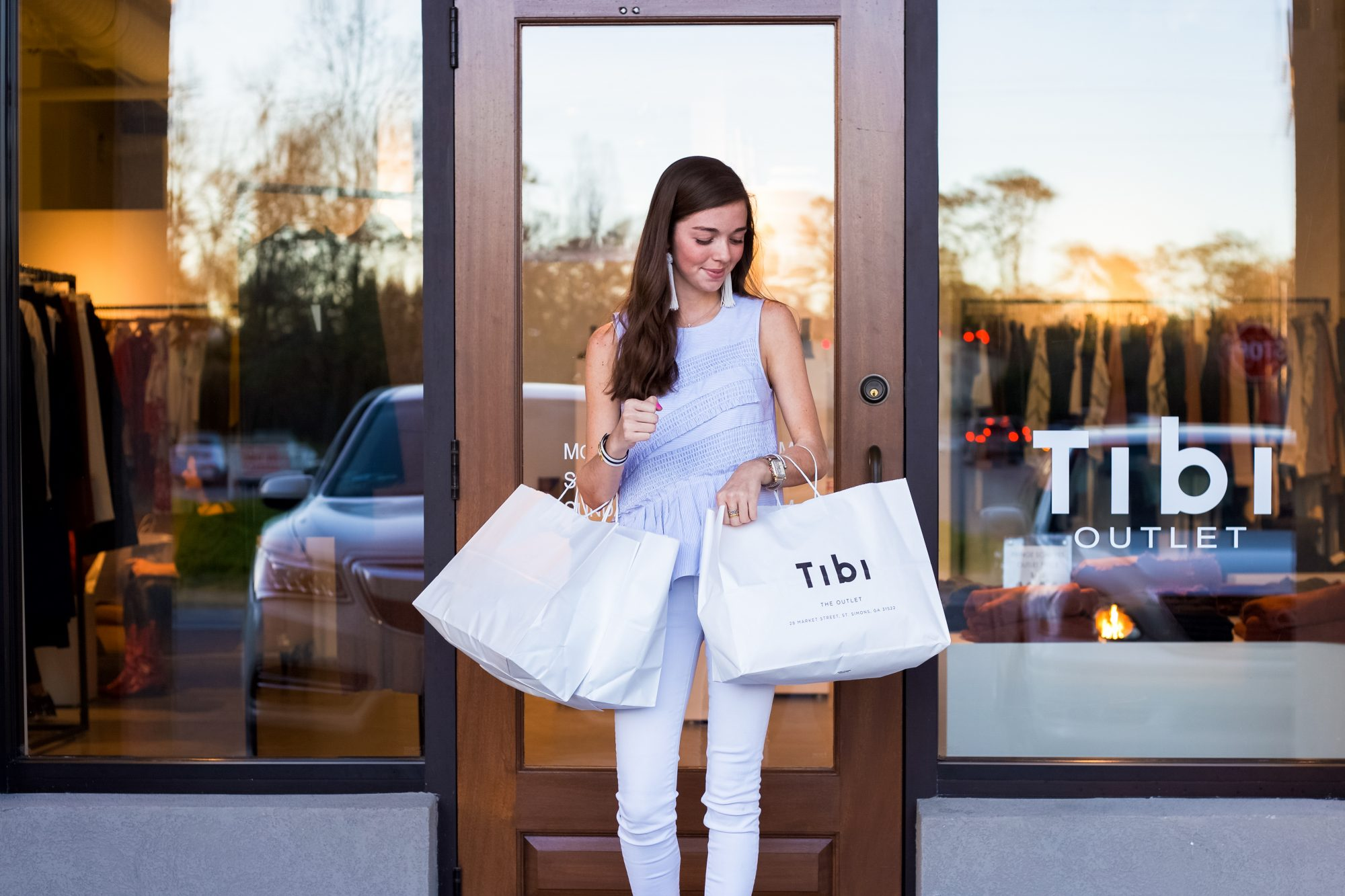 Tibi Outlet