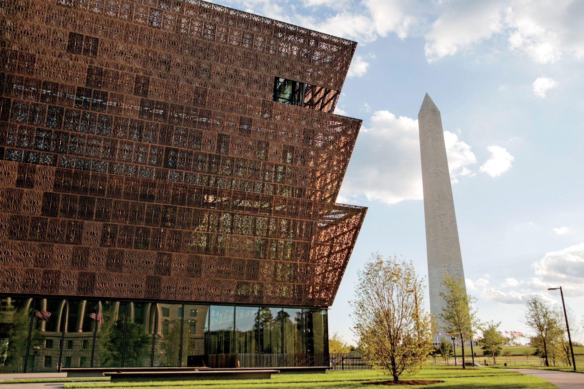 The Smithsonian Museum of African-American History and Culture