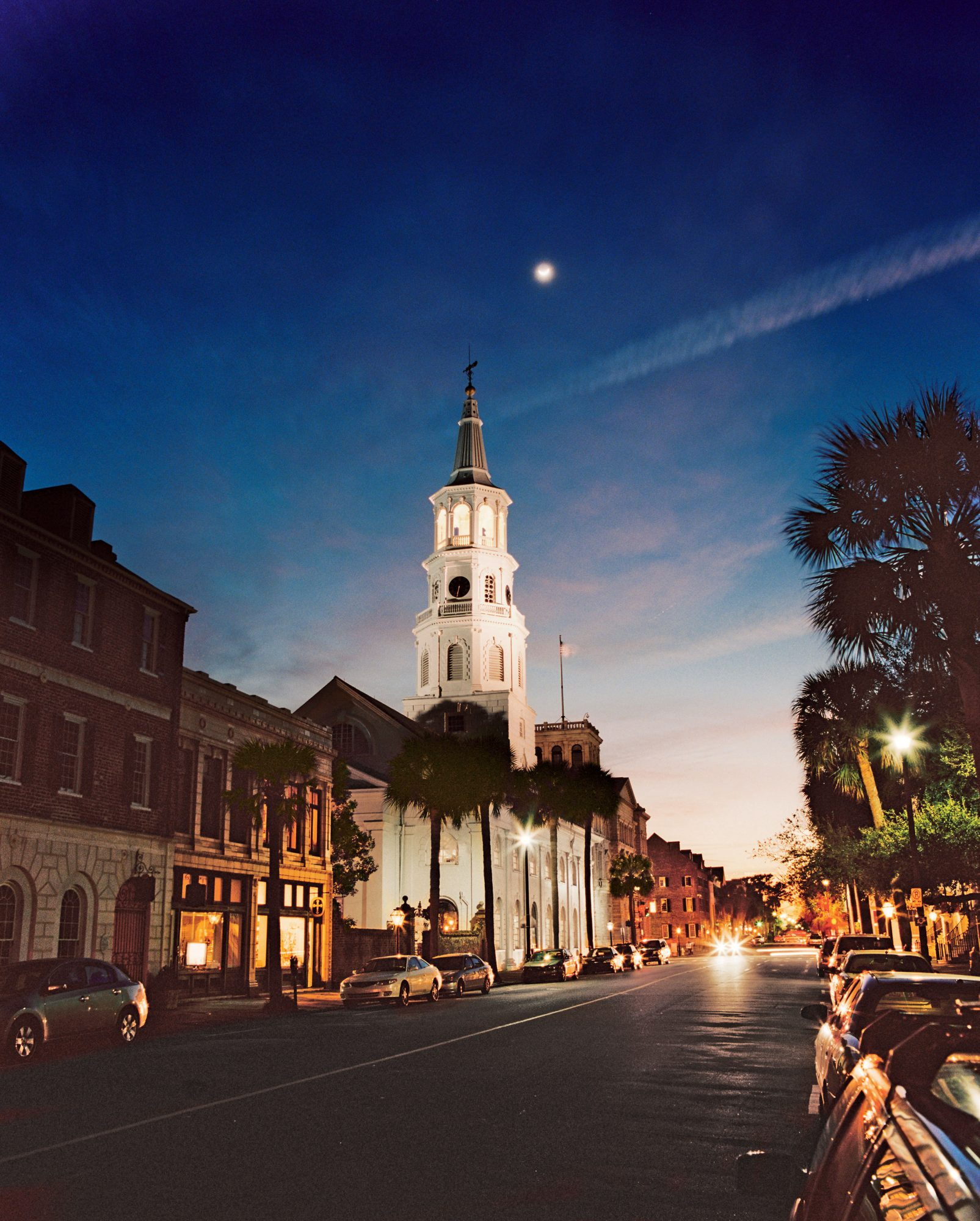 Charleston at Night