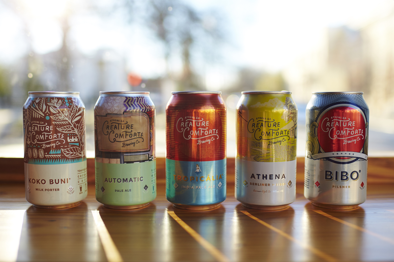 Creature Comforts Brewing Co.