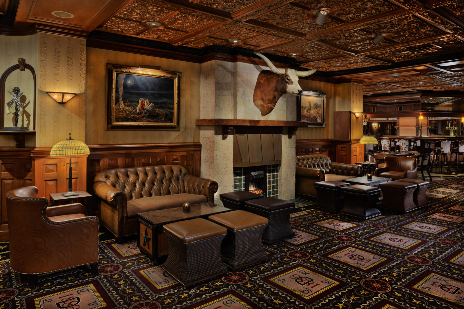 Texas: The Driskill Bar