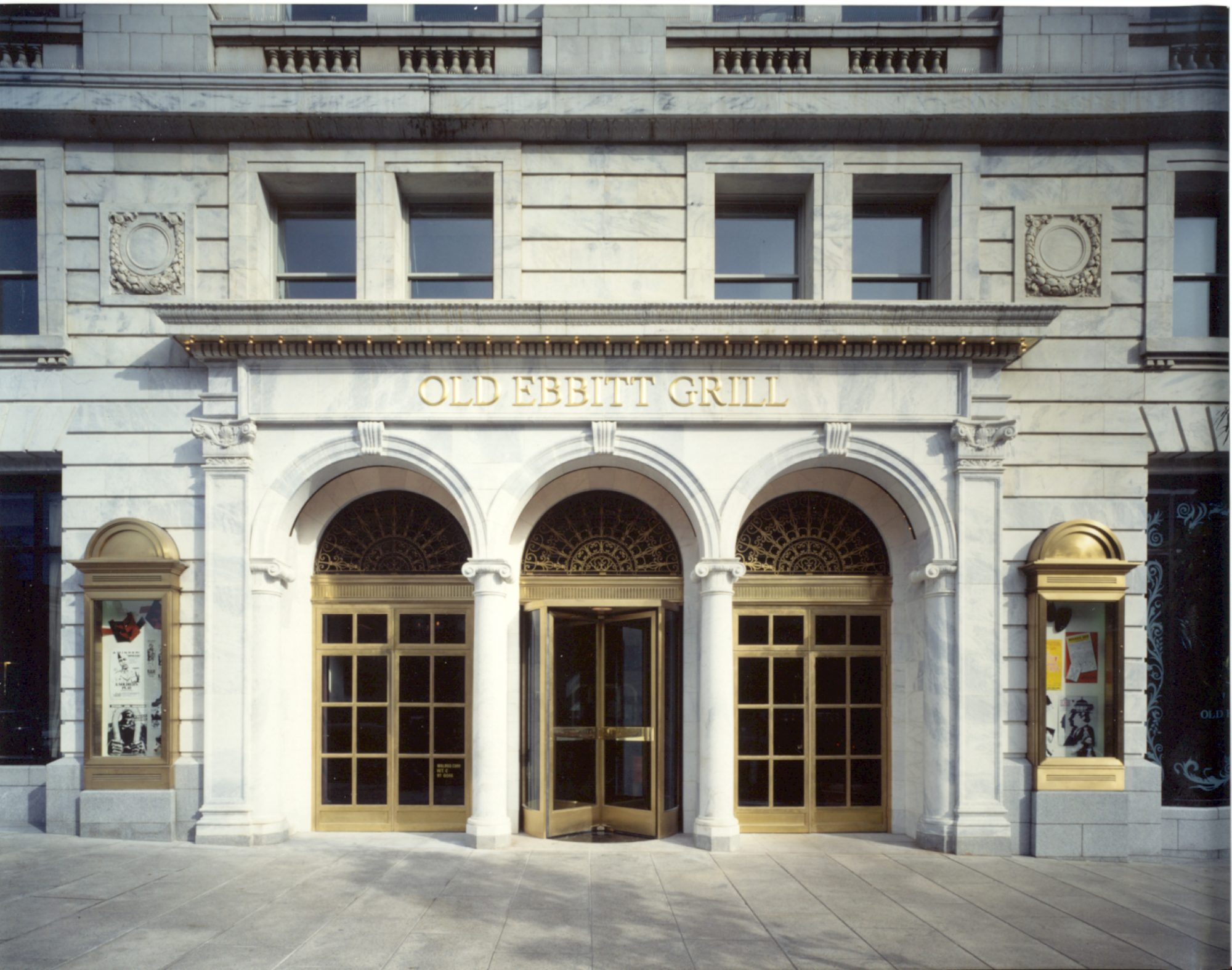 RX_1904 The South's Best Restaurants in Every State_Washington, D.C.: Old Ebbitt Grill