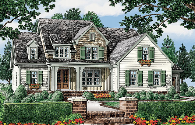 Southern Living House Plan 1929