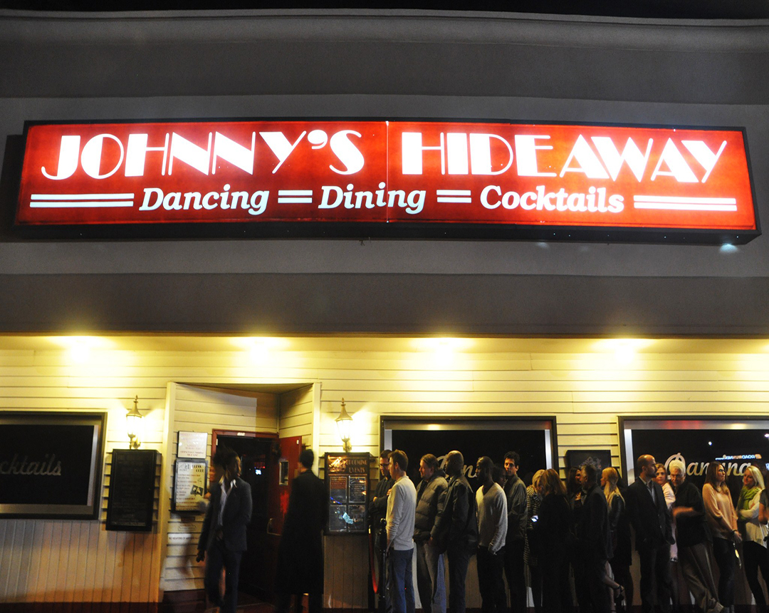 Georgia: Johnny's Hideaway