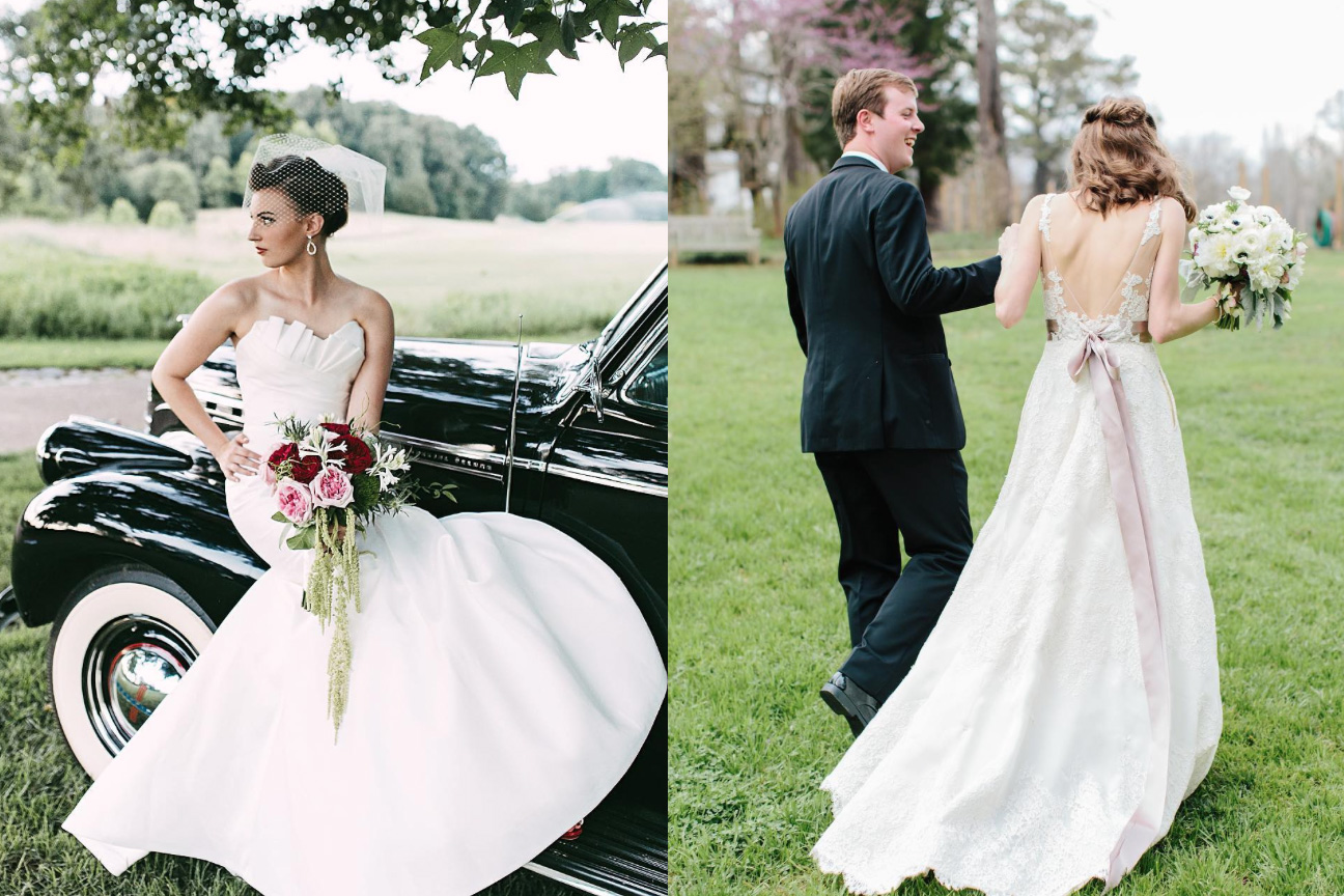 The Best Wedding Dress Shops in Every Southern State - Southern Living