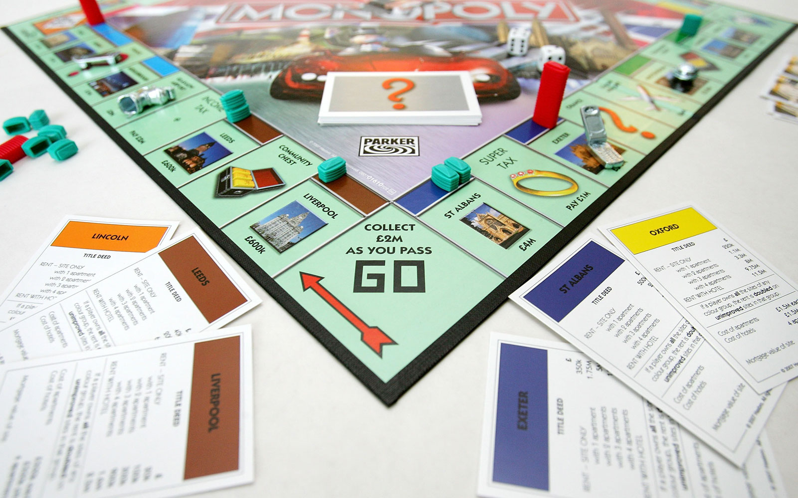 Meet the New Monopoly Pieces
