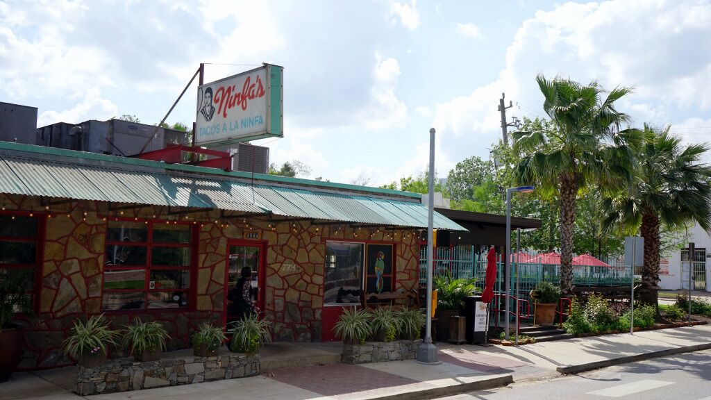 Texas: The Original Ninfa's on Navigation