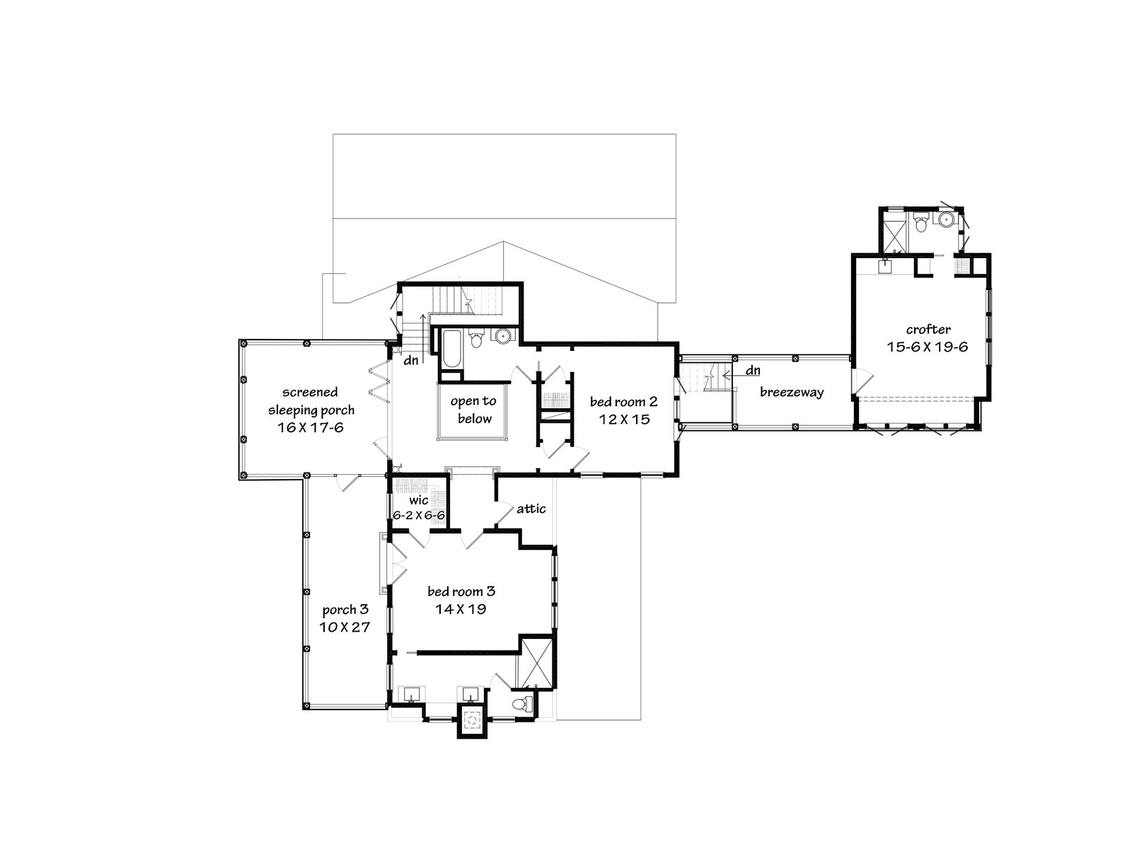 100 What Is Wic In A Floor Plan Craftsman Style