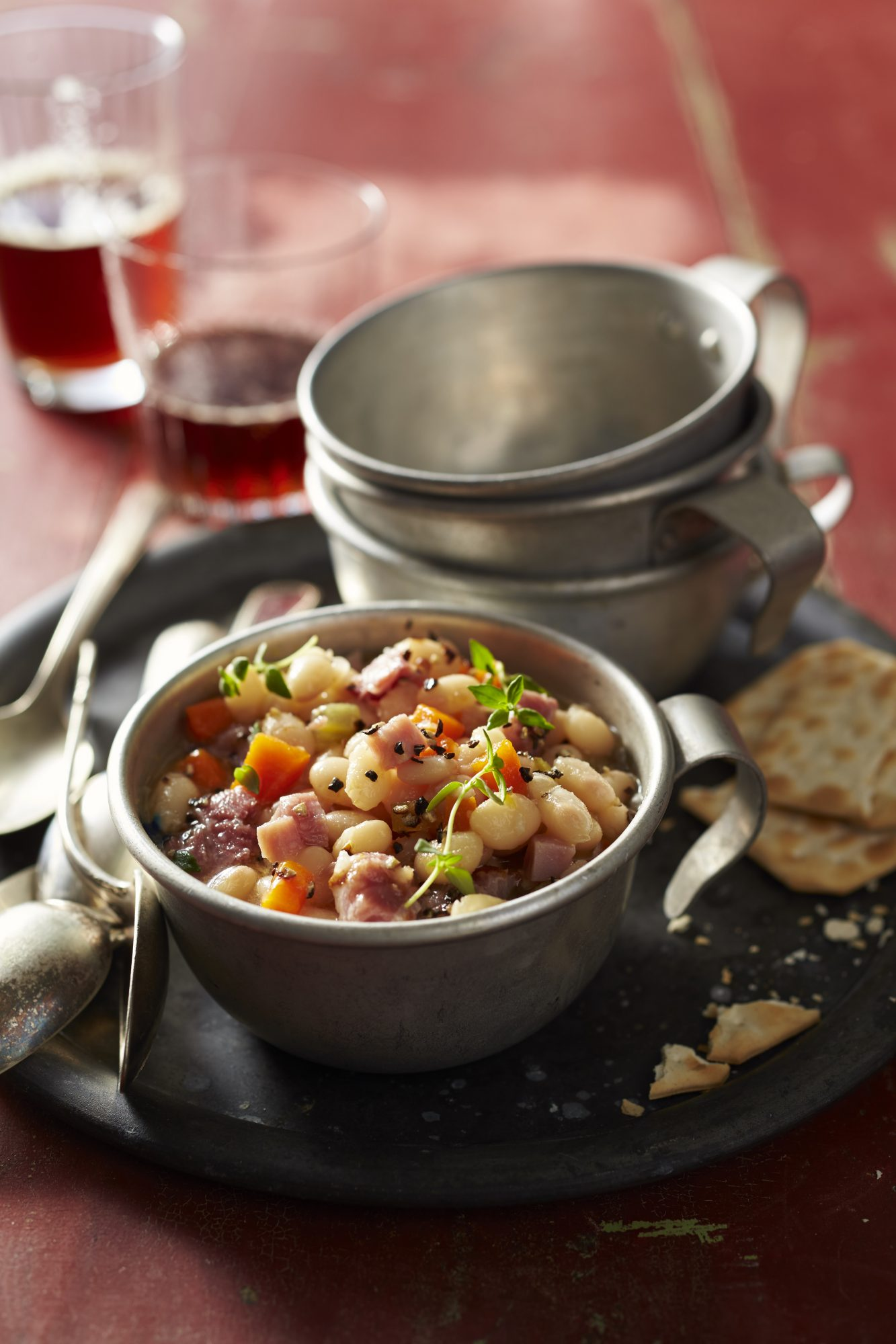 Recipe For Ham And Bean Soup Food Network