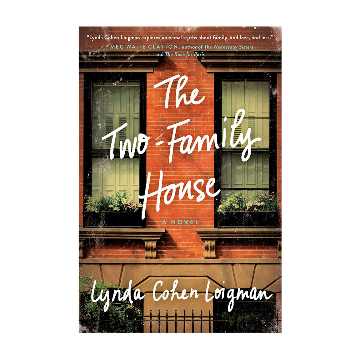 The Two-Family House Book Cover