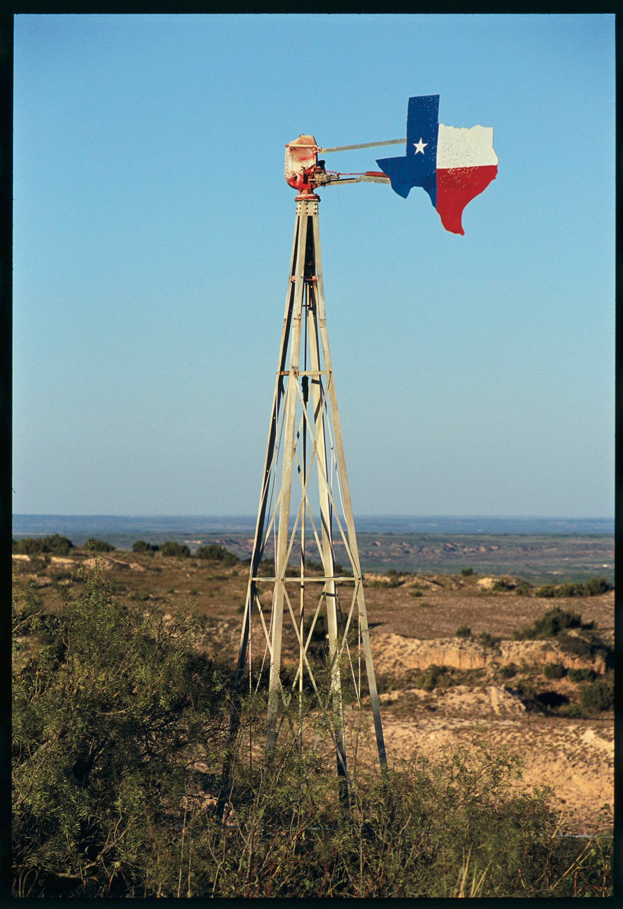 texas lone star windmill