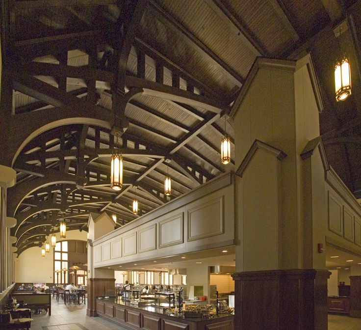 The Souths Most Stunning College Dining Halls Southern Living