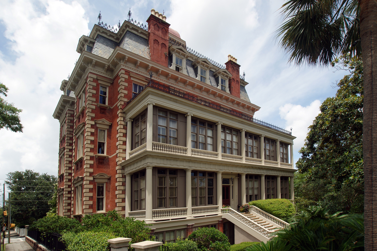 10. Wentworth Mansion