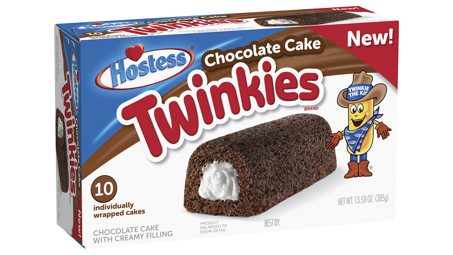 Twinkies Now Come in Chocolate