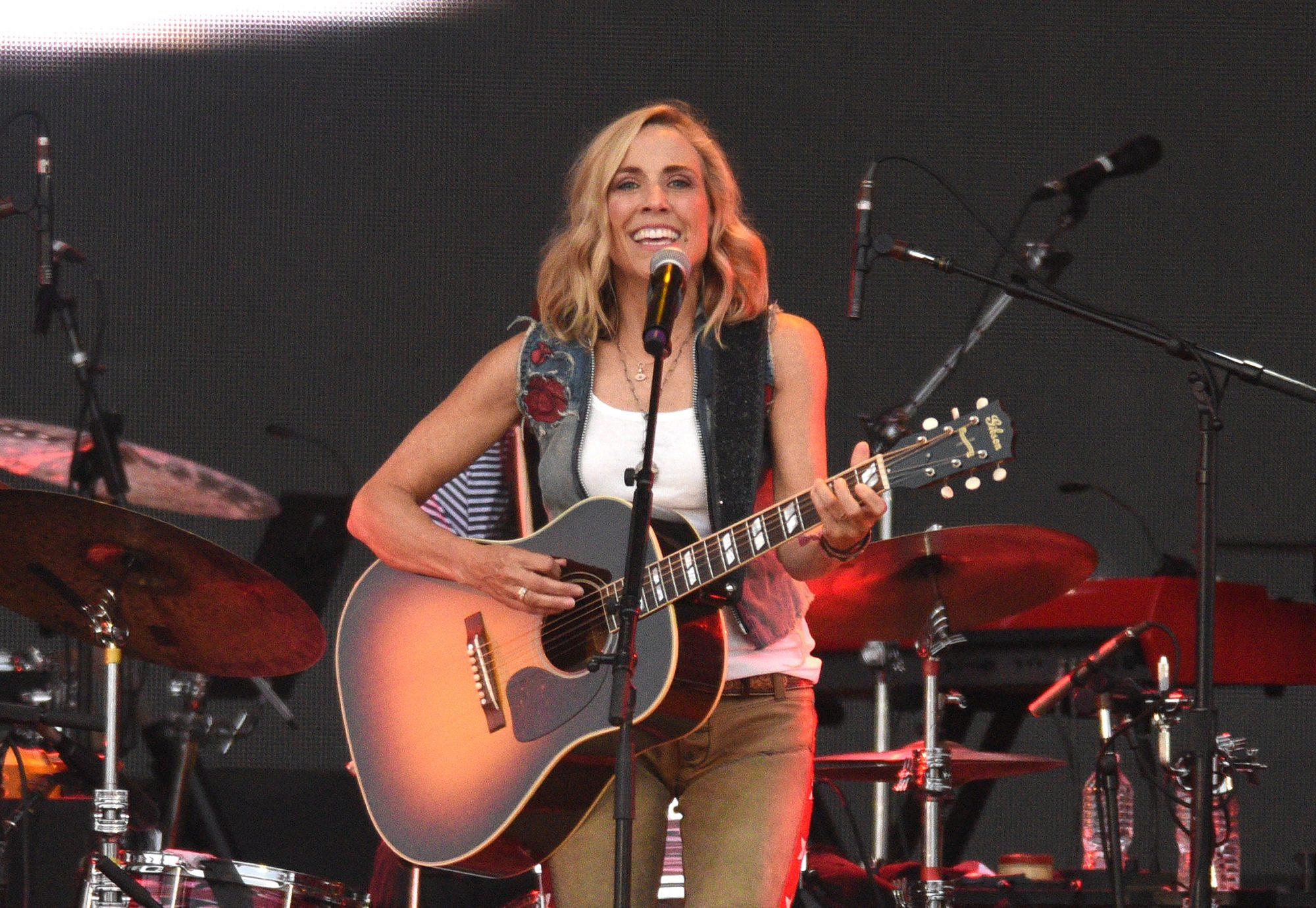 Sheryl Crow Says She's 'Absolutely' Open to Love (and Marriage!) Again — But 'It's Trickier When You Have Kids'