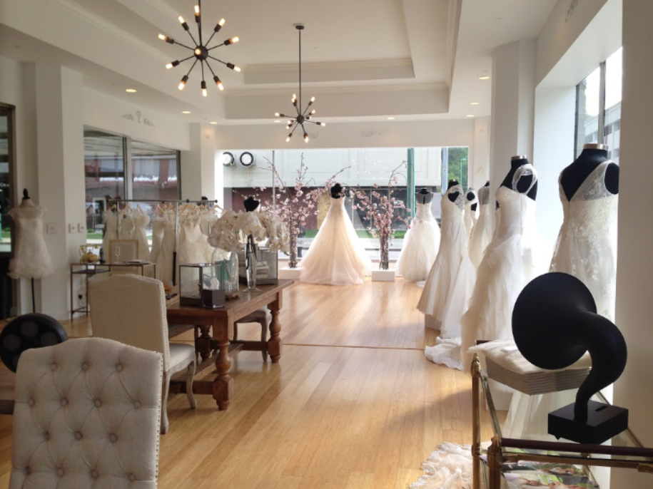 RX_1704_Best Bridal Salons in Every Southern State_West Virginia: The Boutique by B. Belle Events