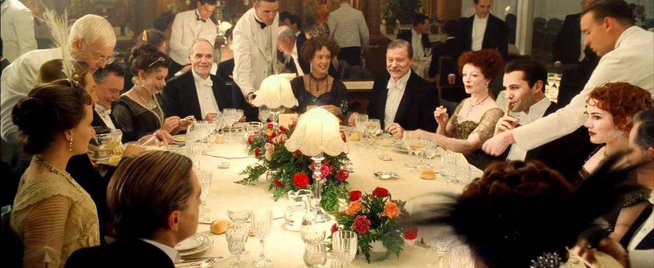 This Restaurant Recreated the Extravagant, 10-Course Meal Served on the Titanic