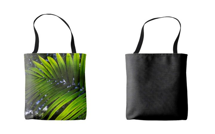 And your go-to tote bag