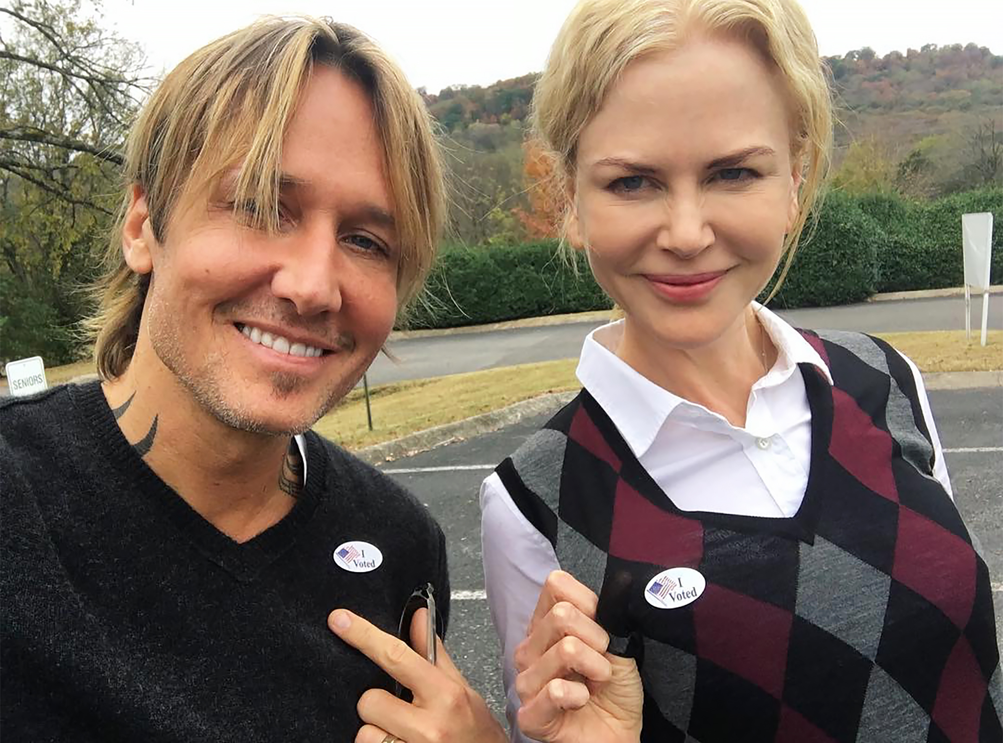 At the Polls, 2016