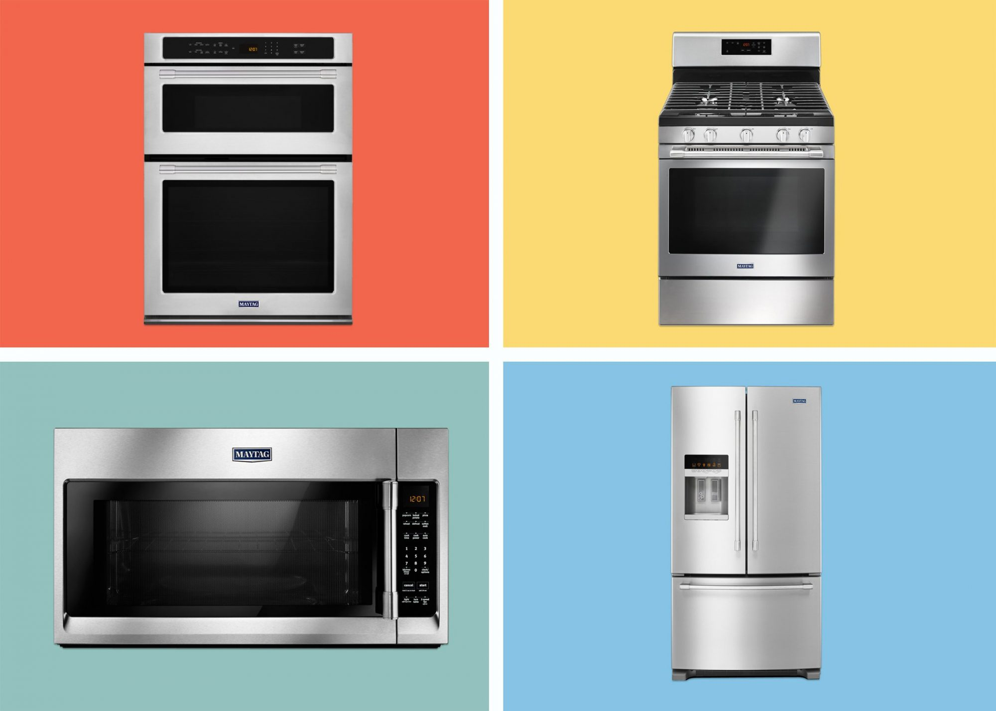 Here's How to Get Up to $700 Off Maytag Home Appliances This Month
