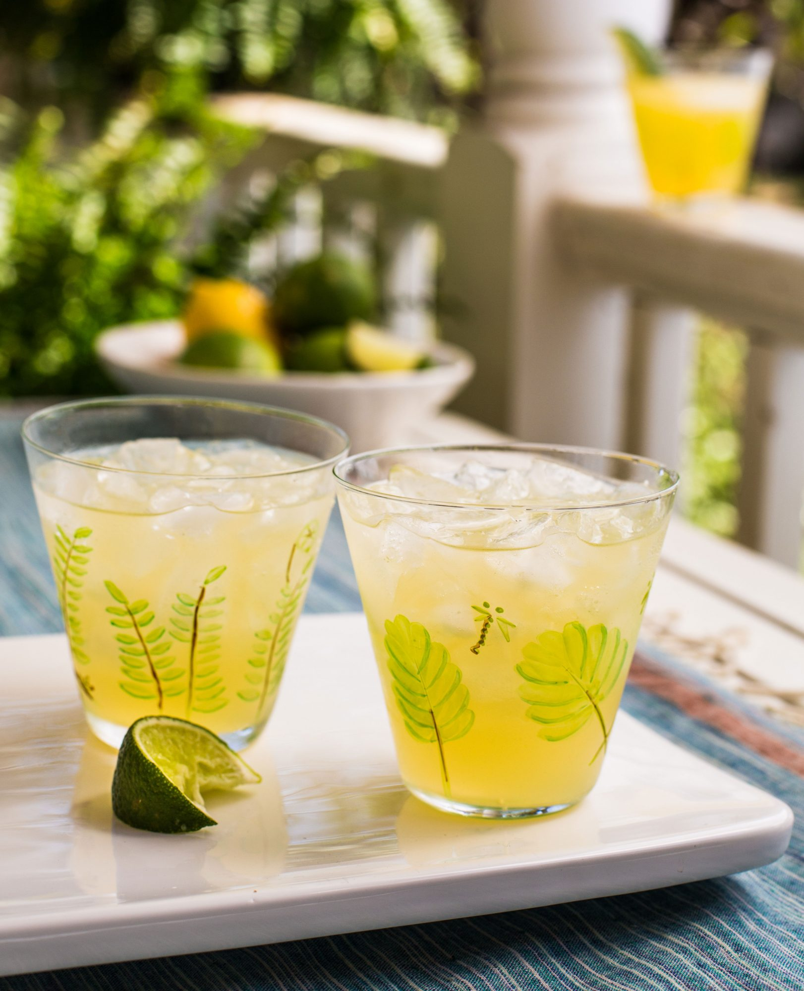 Lucy Buffett's Bama Breeze Cocktail