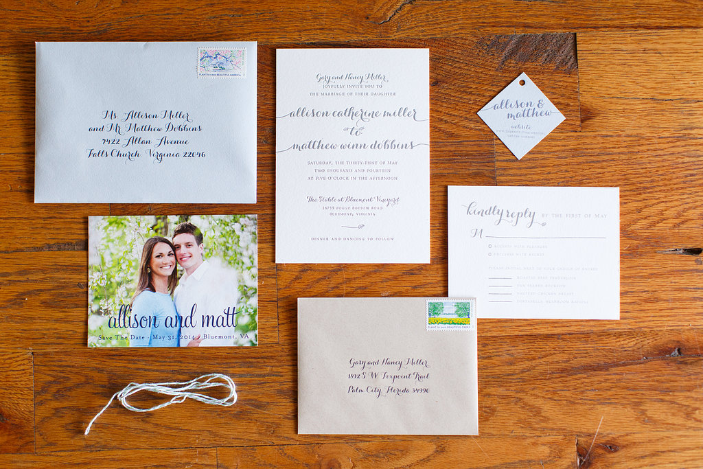 Soft and Sweet Invitation Suite