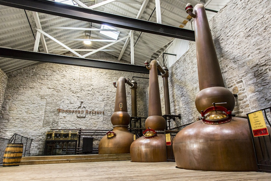 Woodford Reseve Distillery
