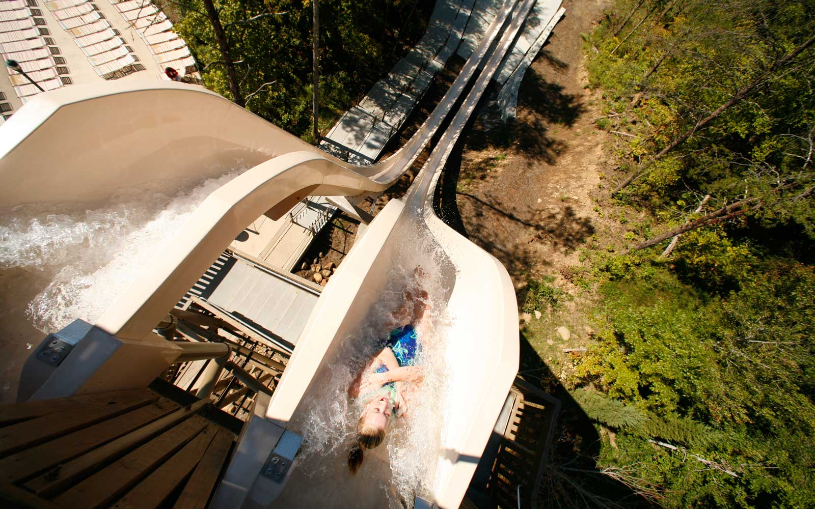 Dollywood Splash Country — Pigeon Forge, Tennessee