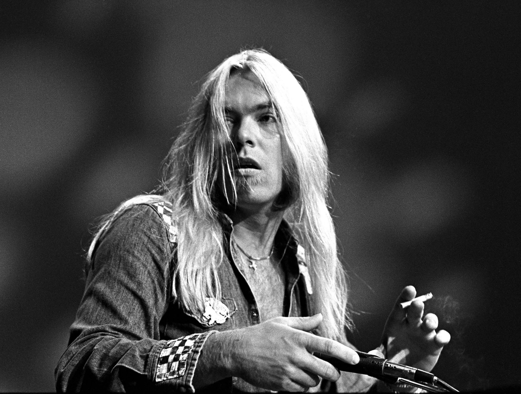 Gregg Allman: Life in Pictures
