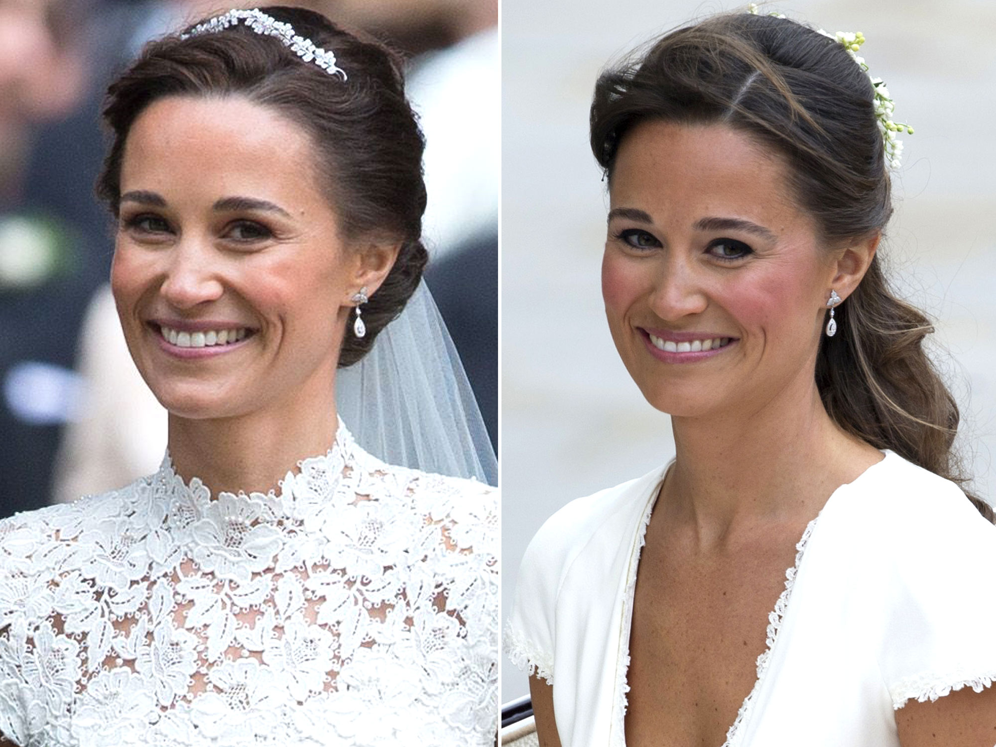Pippa Middleton's 'Something Old' Was the Perfect Callback to Her Sister Kate's Royal Wedding