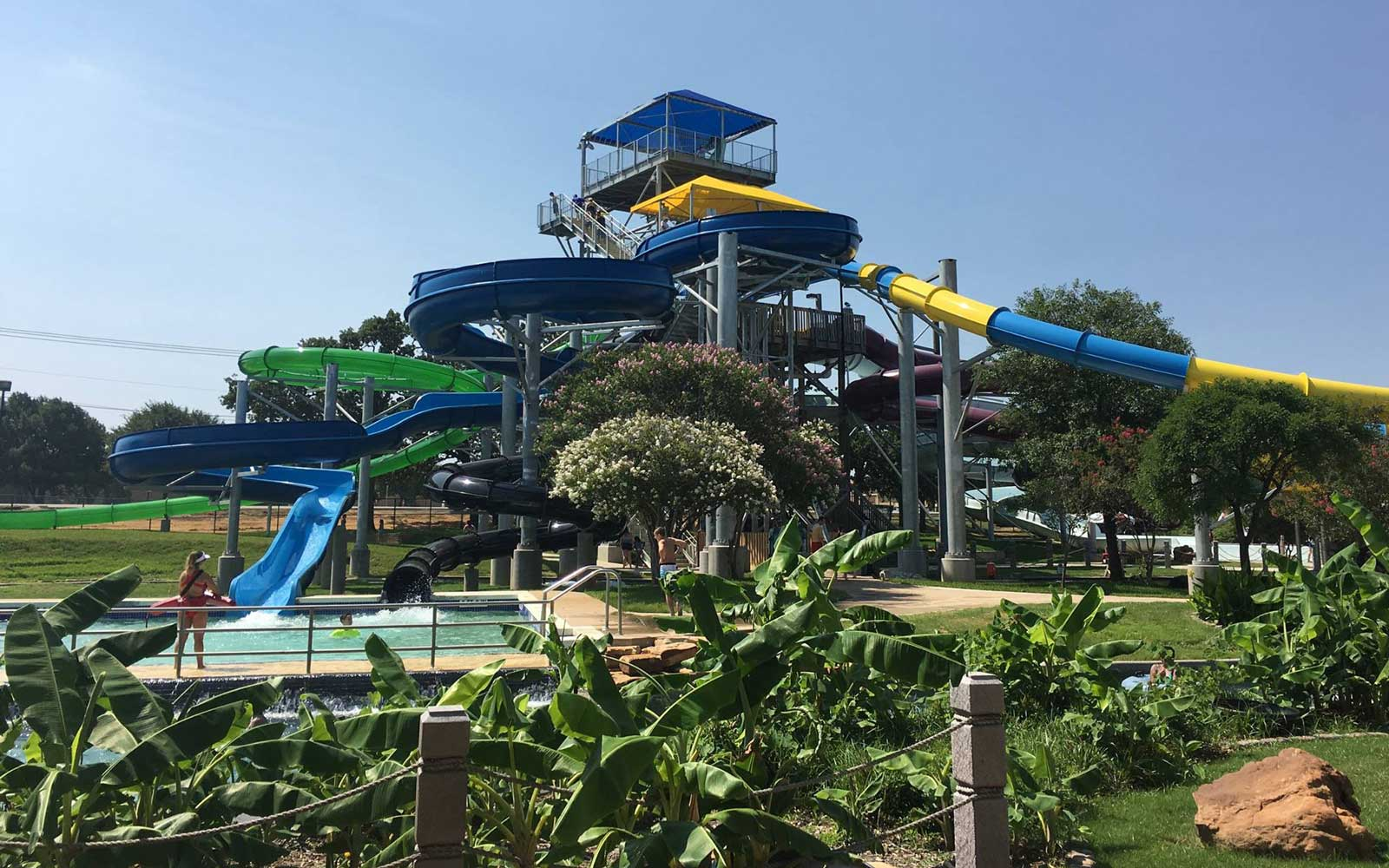 NRH20 Family Water Park — North Richland Hills, Texas