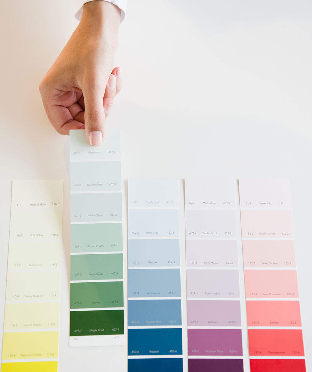 What Your Choice of Paint Color Says About You