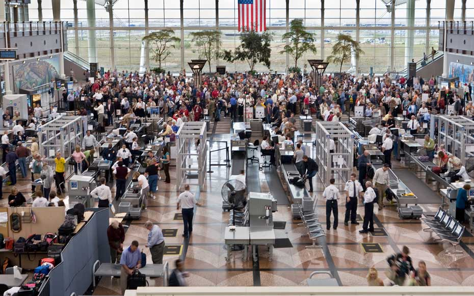 Real ID at Airport Security