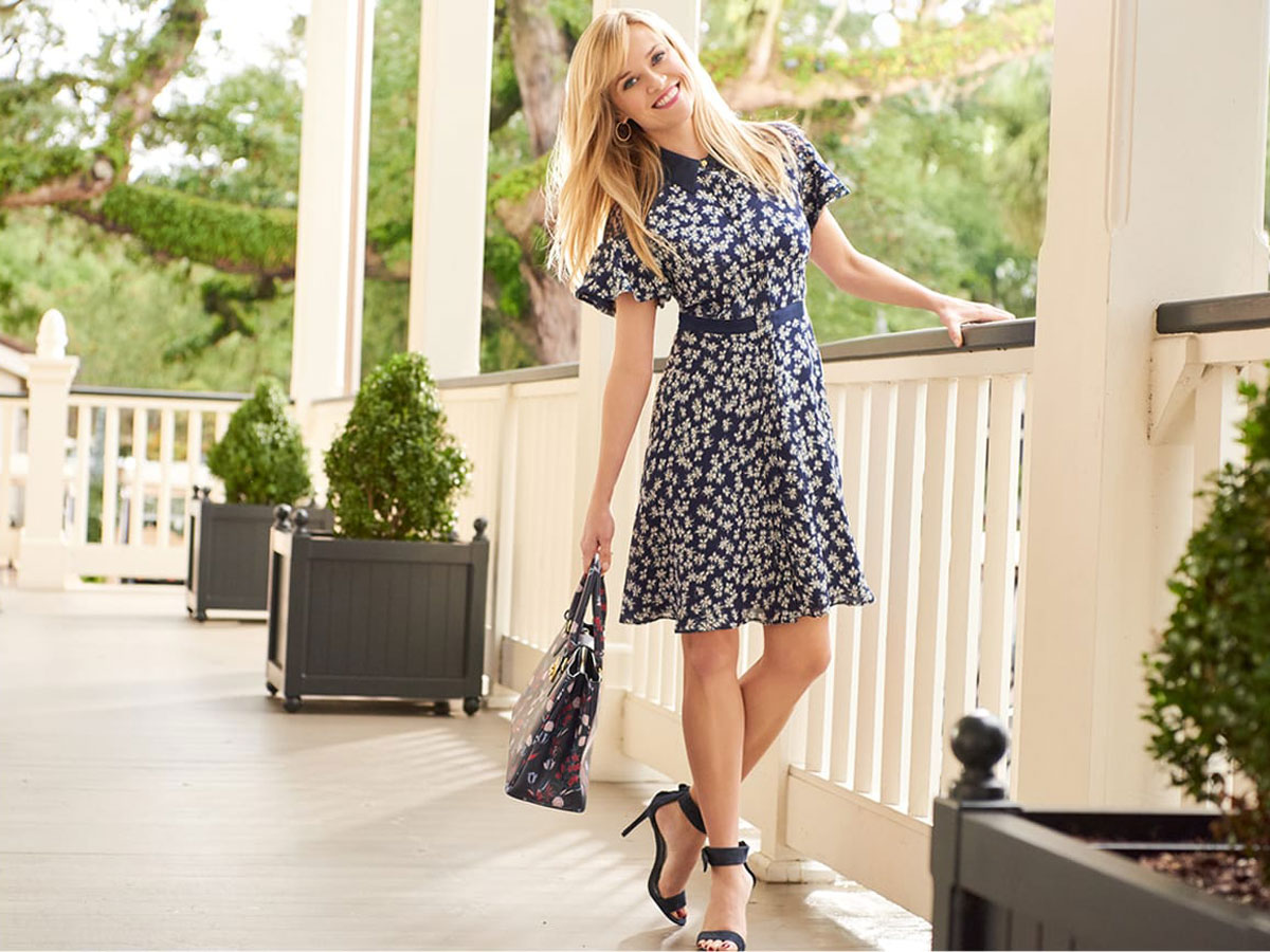 Exterior: Reese Witherspoon Just Designed 'The Southern Living Dress