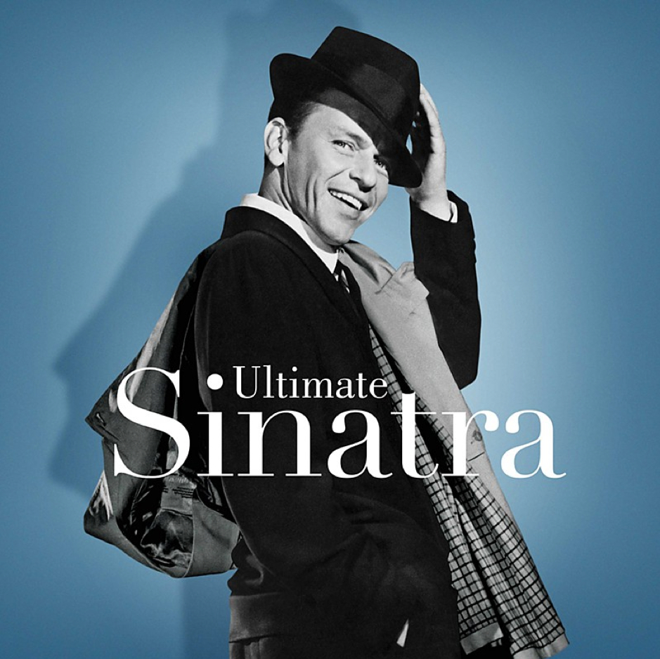 The Ultimate Sinatra Vinyl Record