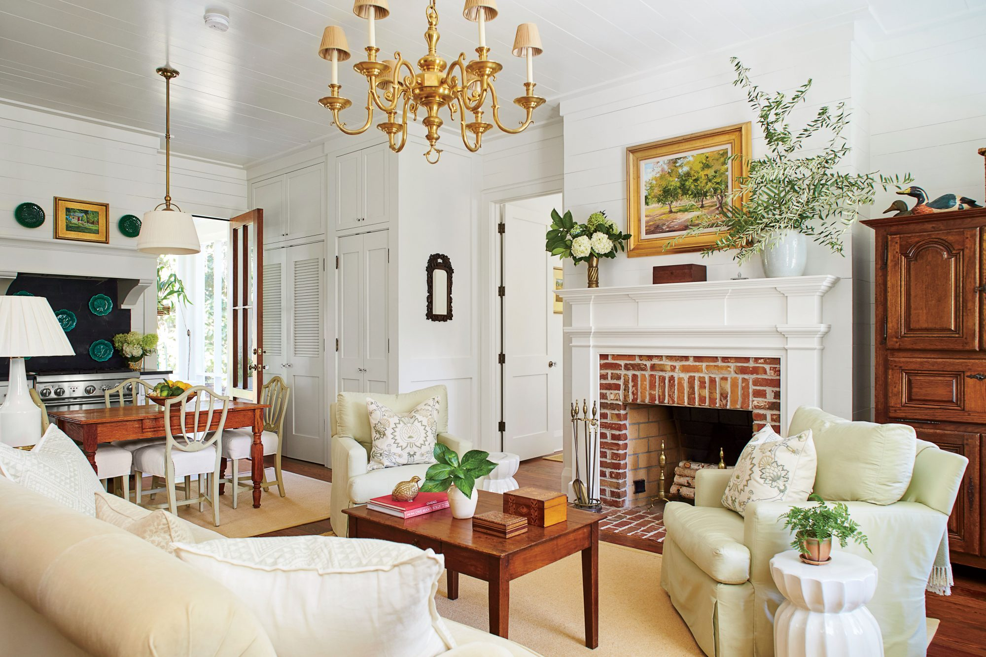southern home interiors southern home decor trends styles southern living 965
