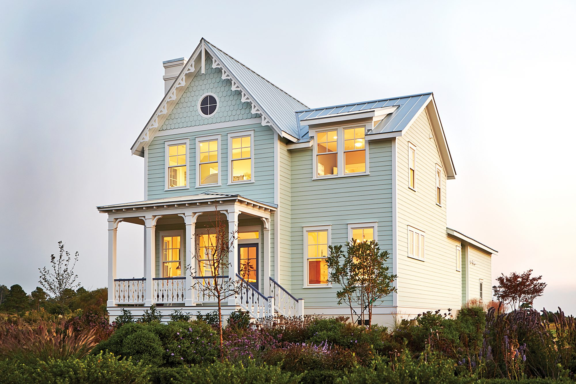 Dreamy house plans built for retirement southern living bay creek malvernweather Image collections