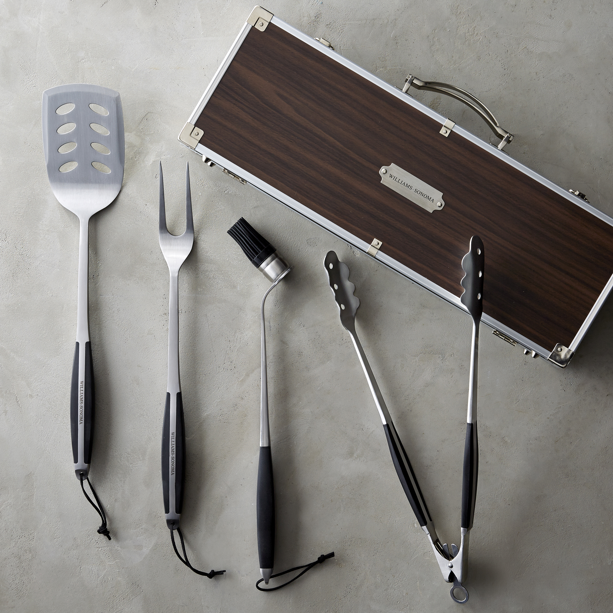 Williams Sonoma BBQ Tools Set