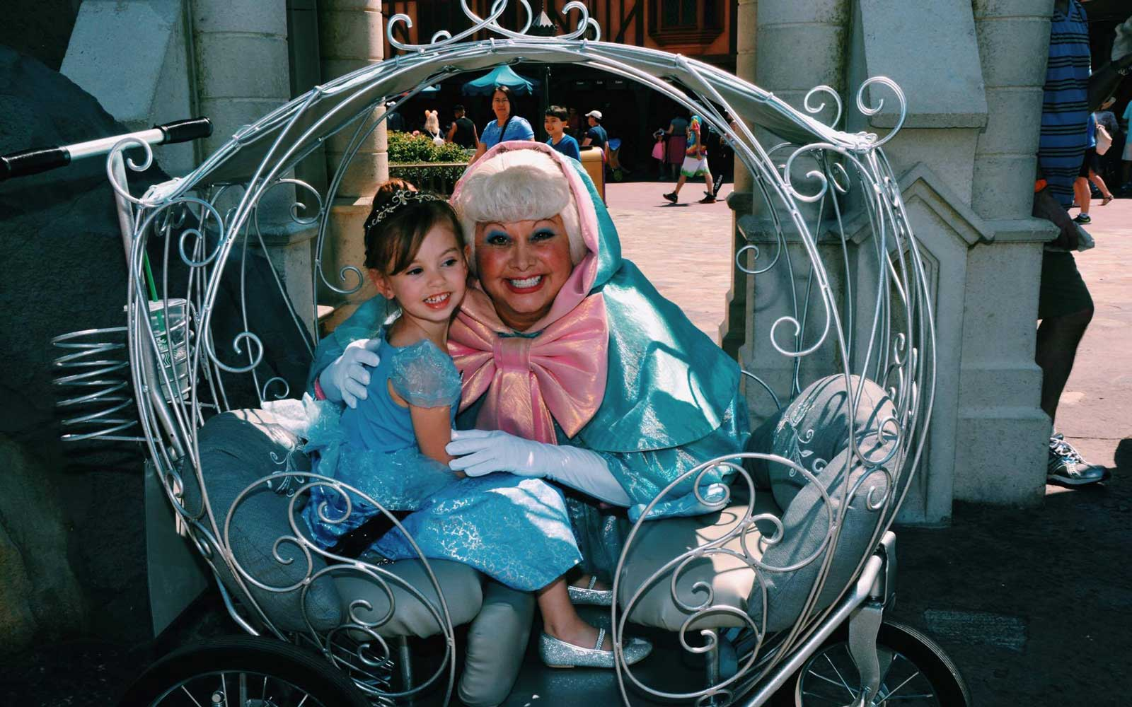 Princess Carriage Rentals Disney World