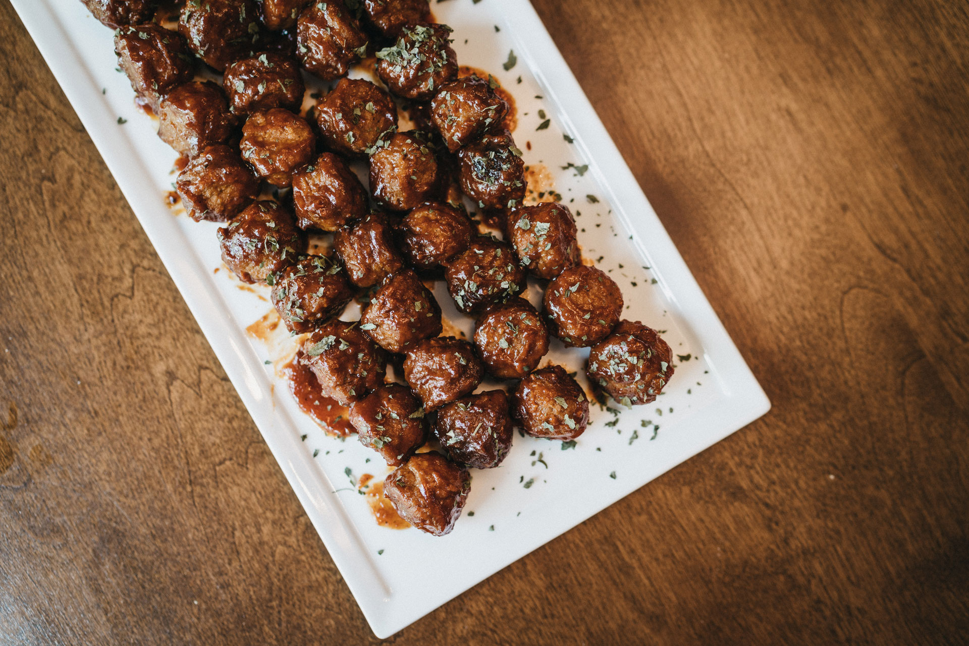Edley's Meatballs