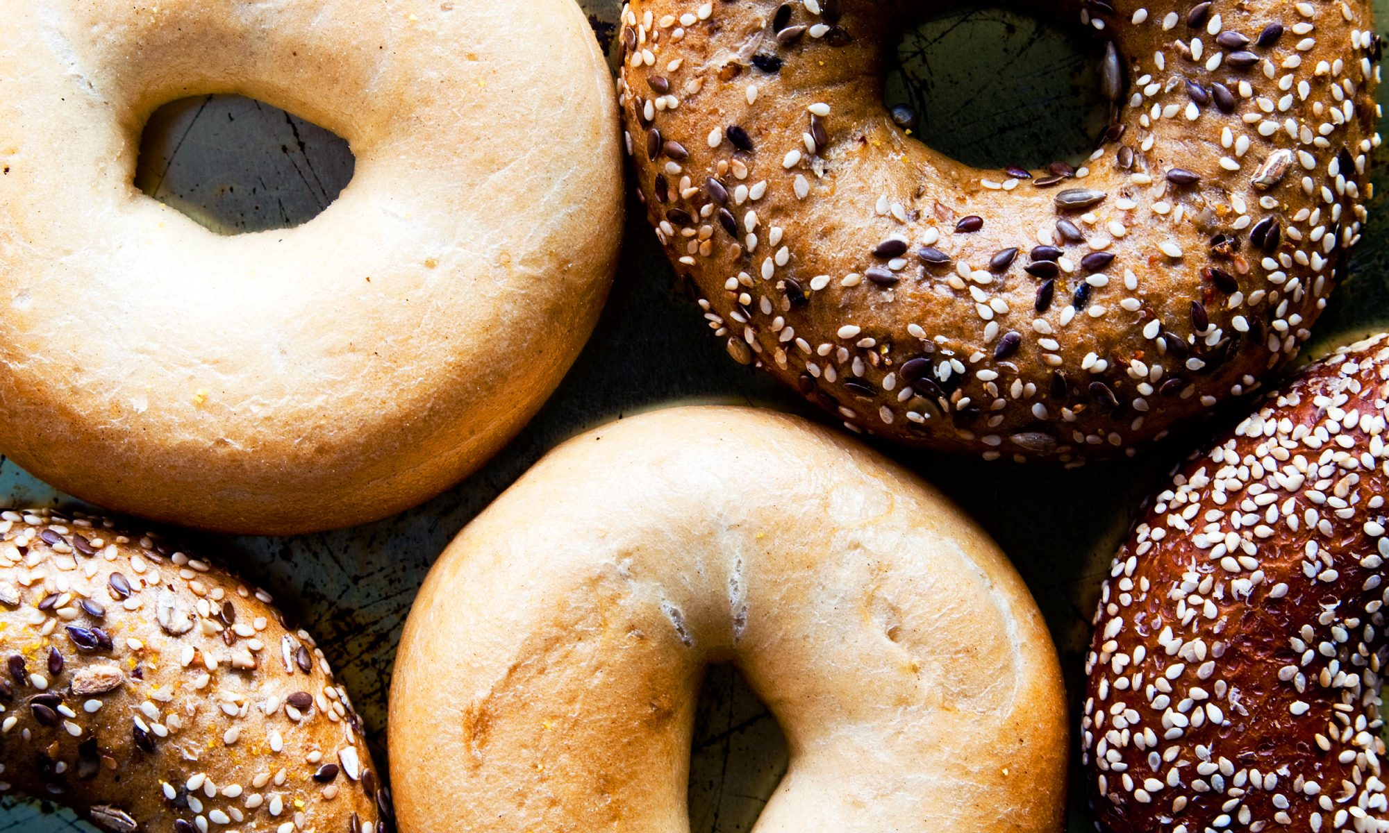 Eat at Bodo's Bagels