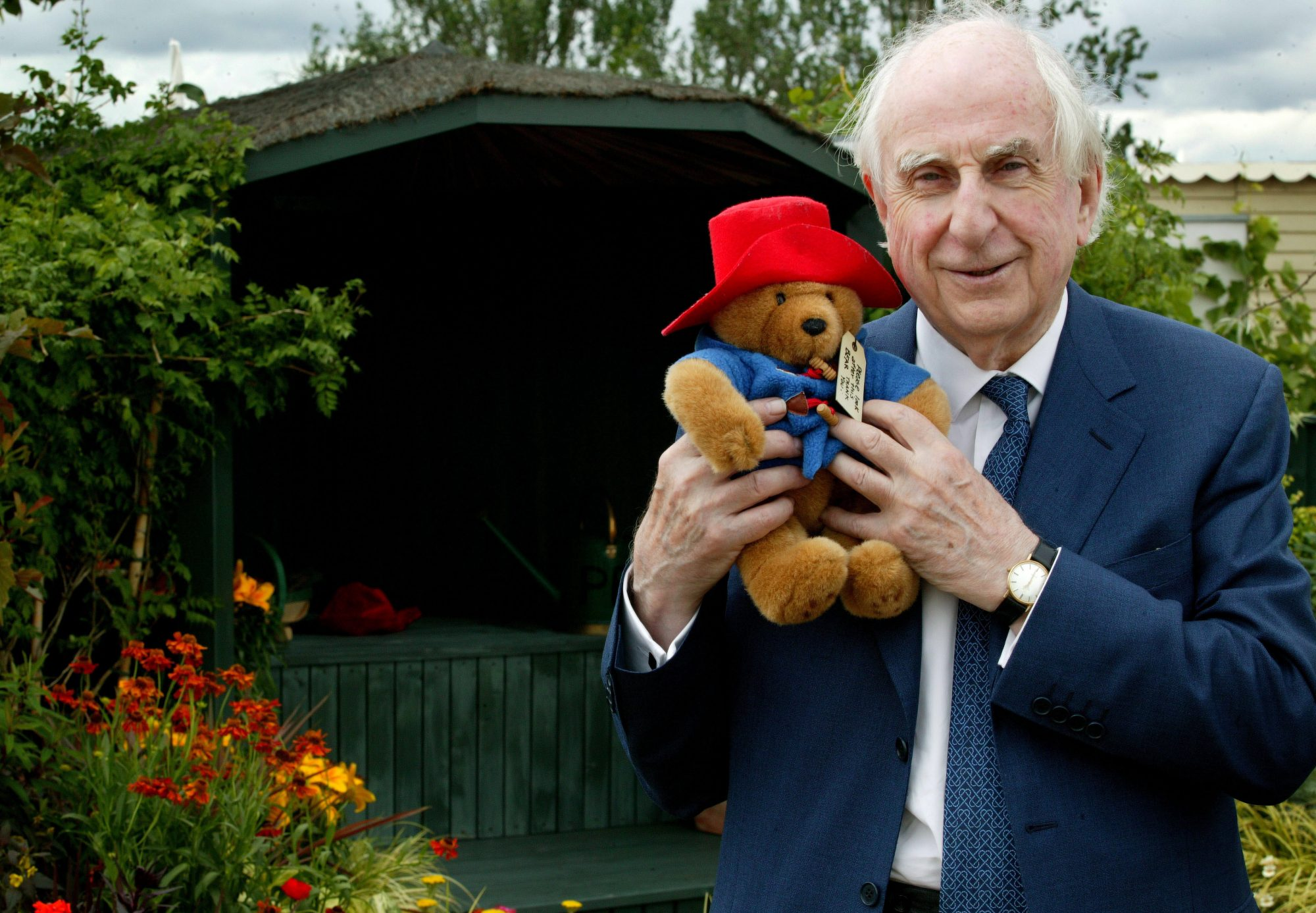 michael bond paddington bear