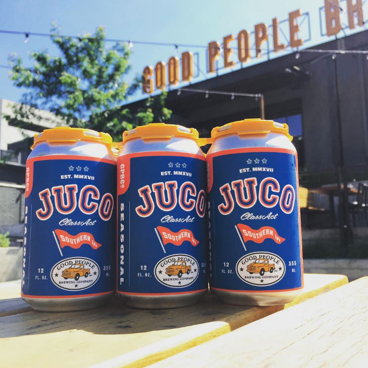 Good People Brewing Co. Juco
