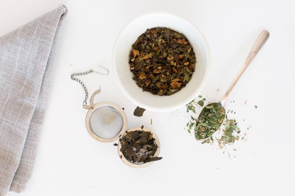 Green, Medium, and Dark Roast Catspring Tea